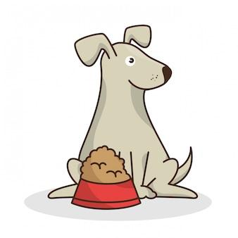 Icône de l'animalerie chien
