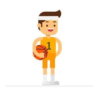 Icône d'avatar de personnage homme