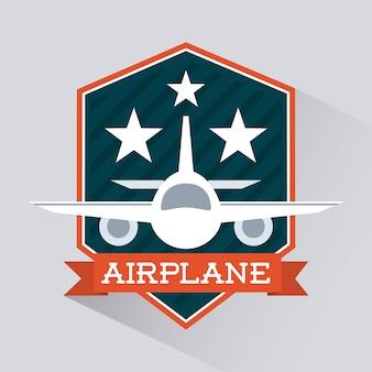Icône d'avion