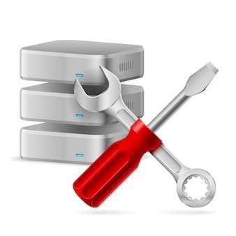 Icône de base de données