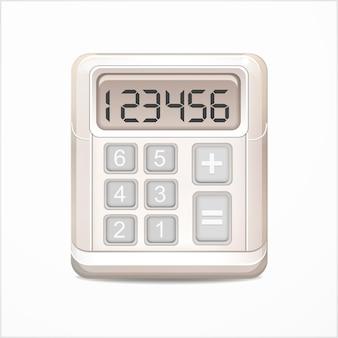Icône de la calculatrice