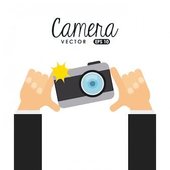 Icône de la caméra