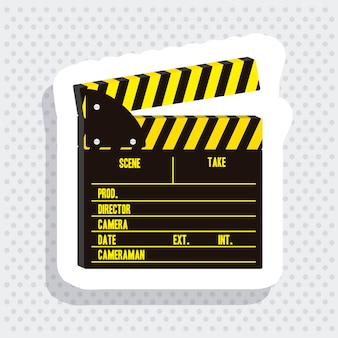 Icône ciné