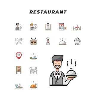 Icône du restaurant