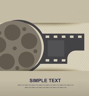 Icône de film