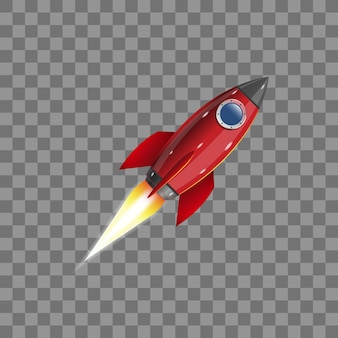 Icône de fusée