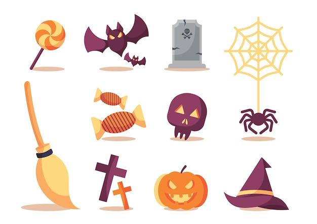 Icône d'halloween