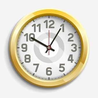 Icône de l'horloge.