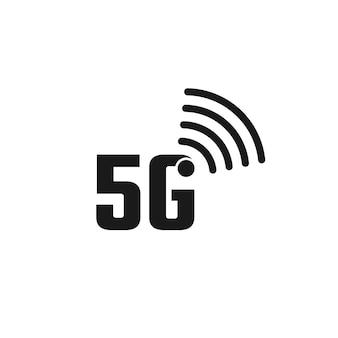 Icône internet 5g