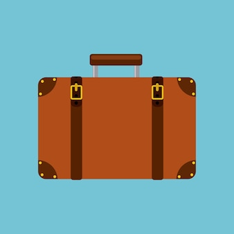 Icône isolé de portefeuille porte-documents