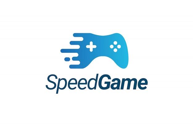 Icône de logo de vitesse