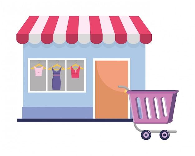 Icône de magasin