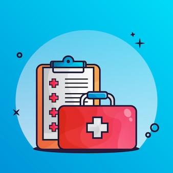 Icône medic box