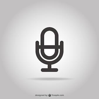 Icône microphone