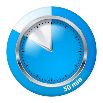 Icône de minuterie