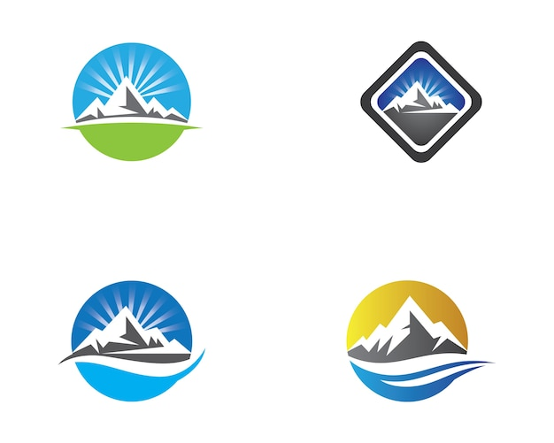 Icône de la montagne