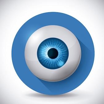 Icône d'oeil