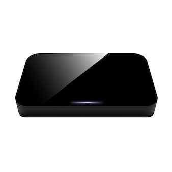 Icône d'ordinateur mini pc tv box