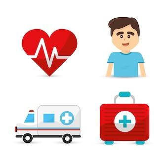 Icône d'outils de don de sang