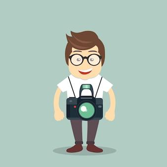 Icône de photographe