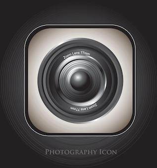 Icône de la photographie