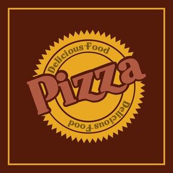 Icône de pizza.