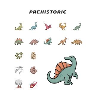 Icône préhistorique