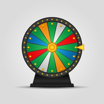 Icône de la roue de la fortune