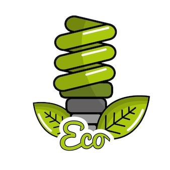 Icône de sauvegarde des ampoules de planète