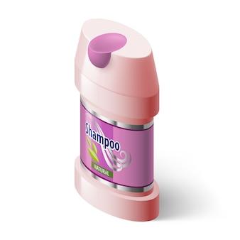 Icône de shampooing
