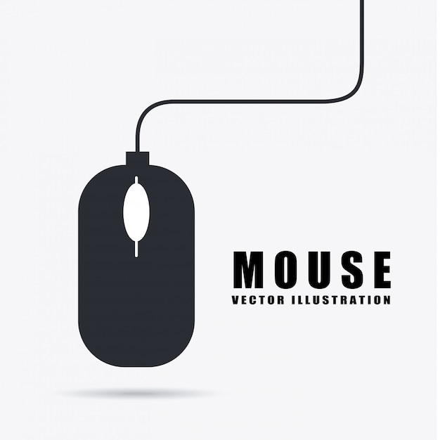 Icône de la souris