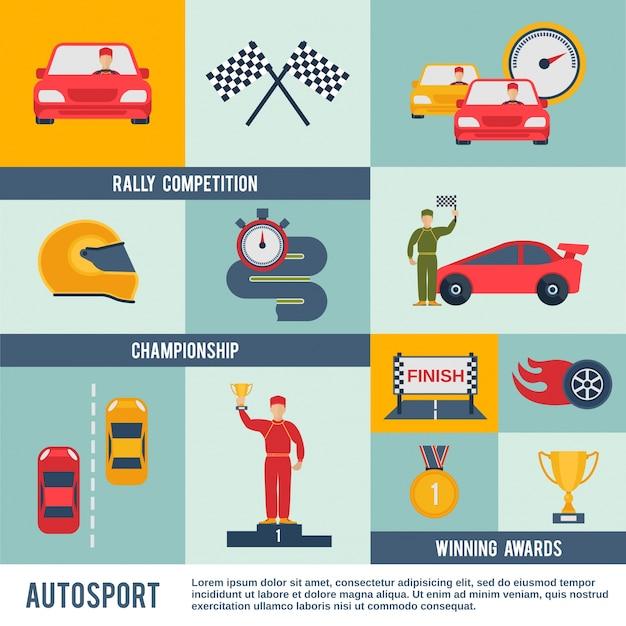 Icône de sport automatique