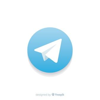 Icône de télégramme