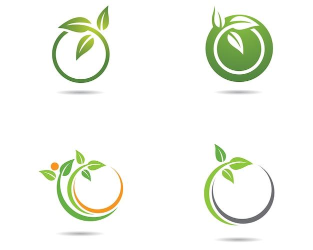 Icône de vecteur d'écologie