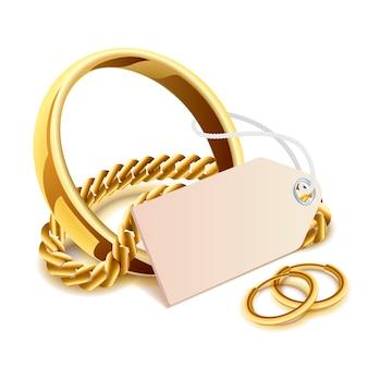 Icône de vente de prêteur sur gage de bijoux sur fond blanc.