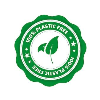 Icône verte timbre bio usda grande conception à toutes fins symbole bio bio eco