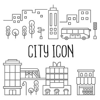 Icône de la ville