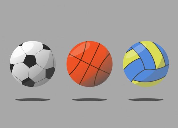 Icônes de boules