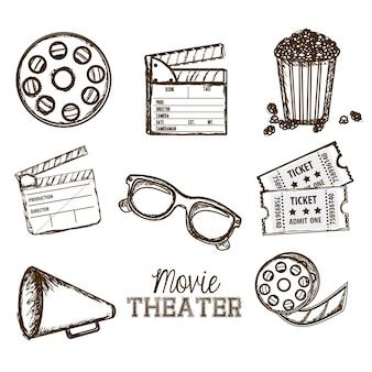 Icônes ciné