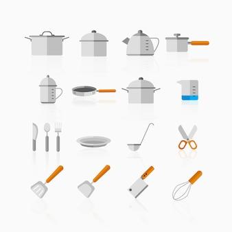 Icônes de la cuisine