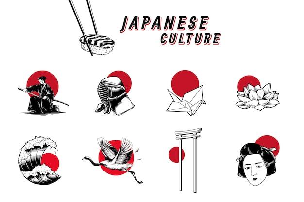 Icônes culturelles japonaises célèbres
