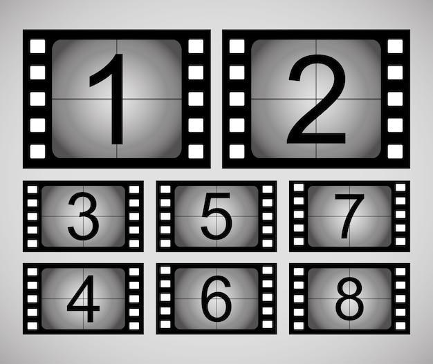 Icônes du cinéma et du cinéma