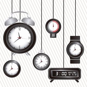 Icônes du temps