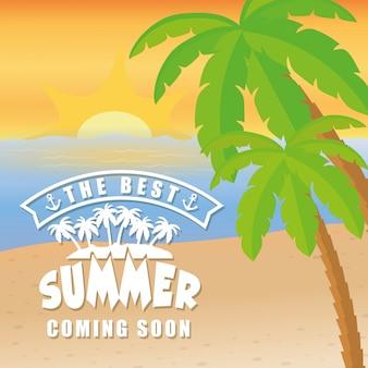 Icônes de l'été