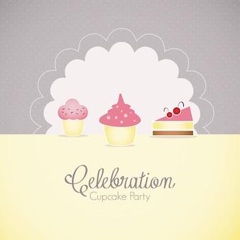 Icônes gâteau & cupcakes