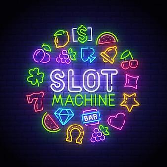 Icônes de jeu pour casino