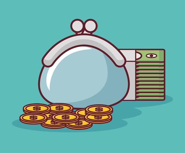 Icônes liées à l'argent