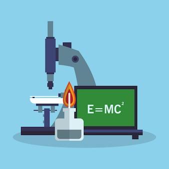 Icônes liées à la science