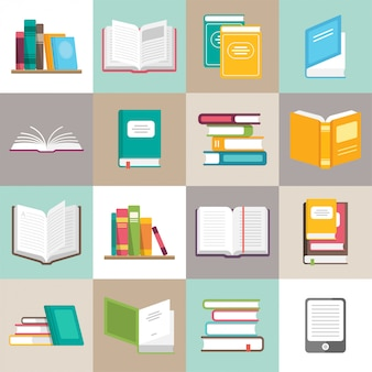 Icônes de livres