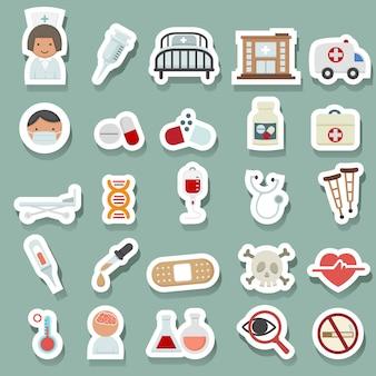 Icônes médicales